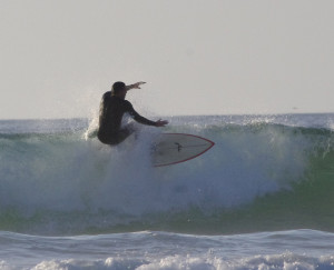 Performance surfing